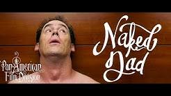 Locked out of Hotel Naked!   Naked Dad