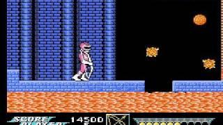[NES] Power Rangers 2 by Stobczyk 1/2 (Longplay) - REUPLOAD COPYRIGHT