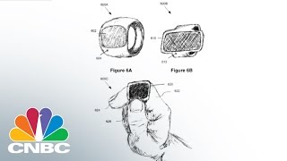 Gambar cover Apple Applies For Smart Ring Patent | Tech Bet | CNBC