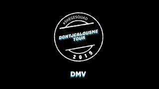 The Don't Jealous Me Tour: DMV Recap