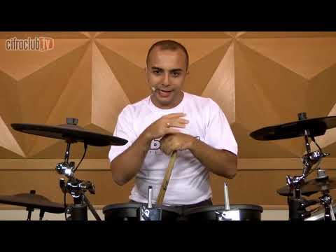 Sweet Child O Mine Drum Lesson By Cifra Club