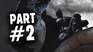 Batman: Arkham Origins Walkthrough Gameplay Part 2 - Christmas Time (Let