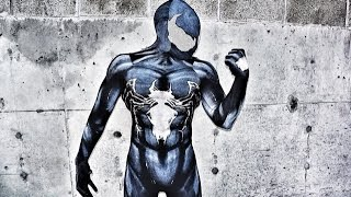 Becoming The Symbiote