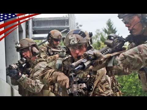 Special Forces Green Berets, Navy SEALs, Marine Raiders Trains on Fast Rope & Freefall Jump