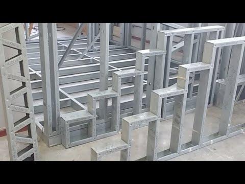 Escada De Steel Frame Ao Vivo
