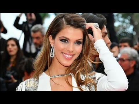Iris Mittenaere brings glamour to Cannes 2018 red carpet