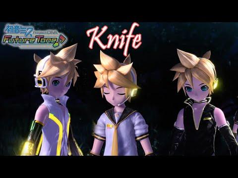 【Project DIVA FT】Kagamine Len /Knife【COVER】