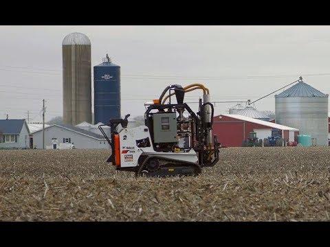 Autonomous Robotic Soil Sampling - Smartcore V4 by Rogo