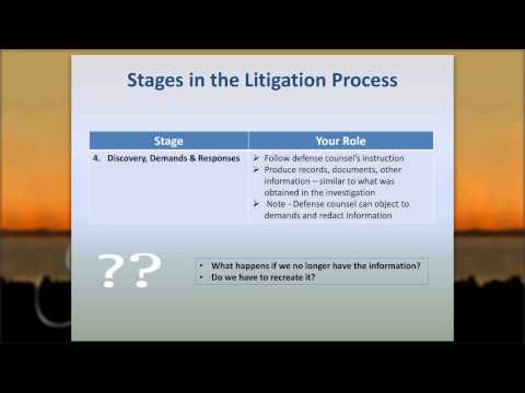 Are You Ready For a Liability Claim? Part One – Premises and Operations Claims