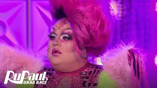 Video Eureka Dishes on the Dramatic Episode Ending | RuPaul's Drag Race Season 9 | Now on VH1 download MP3, 3GP, MP4, WEBM, AVI, FLV Agustus 2017