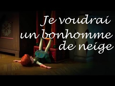 Je voudrai un bonhomme de neige - Paroles+Clip thumbnail
