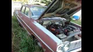 Old Start Cold Start The 64 Impala