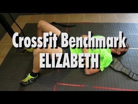 CROSSFIT BENCHMARK WOD - ELIZABETH