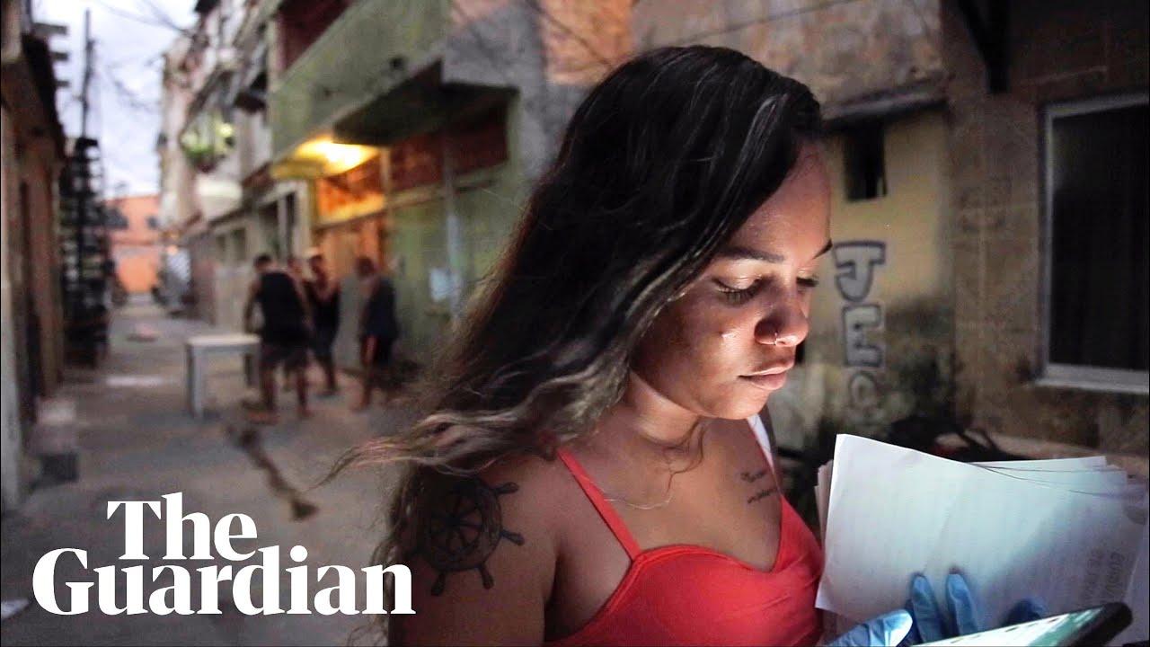 Bolsonaro won't help with coronavirus, so Brazil's favelas are helping themselves