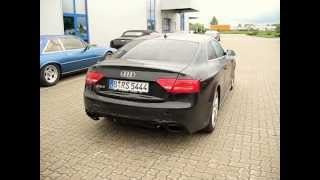 2012 Audi RS5 mit Supersport ESD / with Supersport Muffler