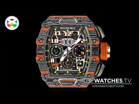 Richard Mille introduces a special McLaren RM11-03 Limited Edition