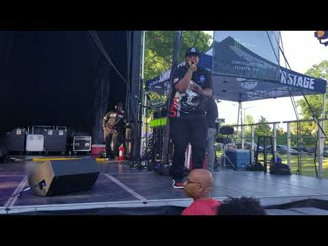 EPMD live @ #summerstage - you gots to chill