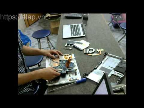 Hướng dẫn thay thế tháo lắp bàn phím laptop Sony SVF142A29W-4LAP.VN
