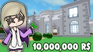I BUY A 10 MILLION ROBUX MANSION IN ROBLOX 💸💰