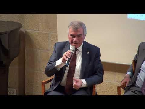 Threats to Eastern Mediterranean Security - A Turkish Perspective – Ambassador Ünal Çeviköz MP