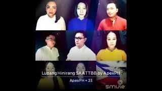 Lupang Hinirang (Philippine National Anthem) SSAATTBB - Julian Felipe, arr. Lucio San Pedro