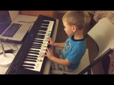 Как научиться играть на пианино - Как читать ноты