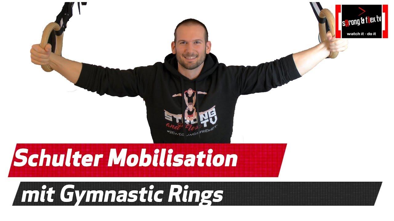 Schultertraining - Schulter Mobilisation..
