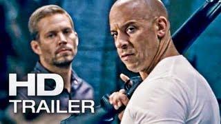 FAST & FURIOUS 6 Offizieller Trailer 2 Deutsch German | 2013 Film [HD]