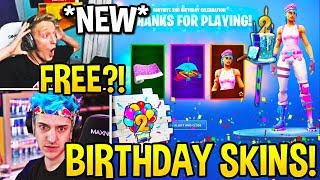 streamers-react-to-new-birthday-celebration-items-in-fortnite