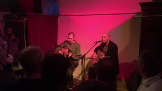 Andy Bell & Mark Gardener ( RIDE ) - Lannoy Point (Live Acoustic)