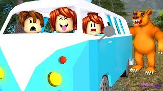 ROBLOX-FAMILY CAMPING TRIP