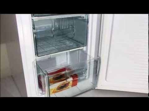 Bosch Kühlschrank Temperatureinstellung : Tiefkühlschrank gefrierschrank tk l a youtube