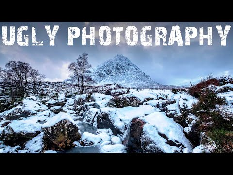 The UGLY side of Landscape Photography | Travel Photography