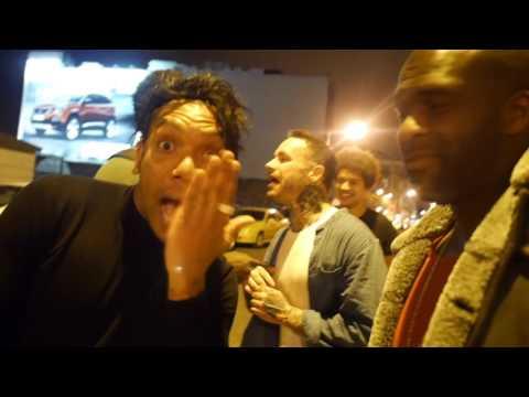 I think he was drunk   vlog #688