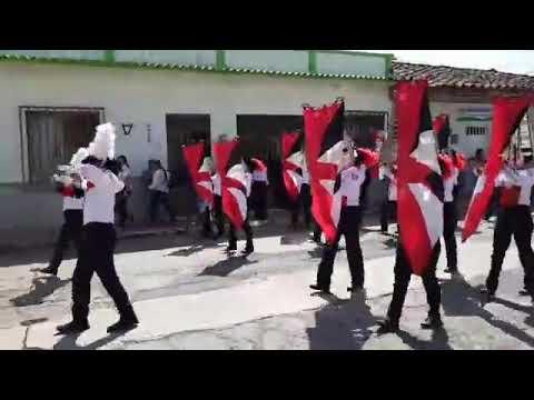 Banda I.E. San Agustín de Samaná @Viterbo 2018