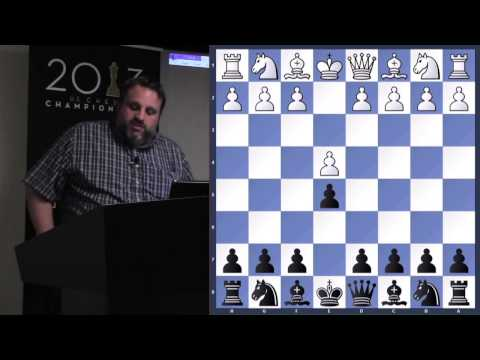 The Games of Paul Morphy - GM Ben Finegold - 2013.08.07
