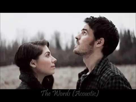 Christina Perri - The Words (Acoustic)