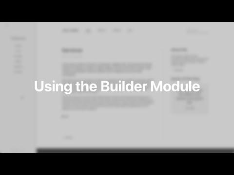 Open The Builder Module   YOOtheme Documentation (Joomla)