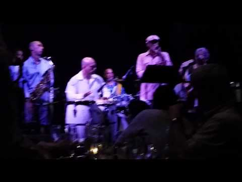 Percussion feature, Afro Blue, Ritmosis @ Lucille's, B.B.King's 6/7/15