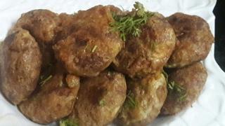 Shami kabab very. Easy to make & very tasty