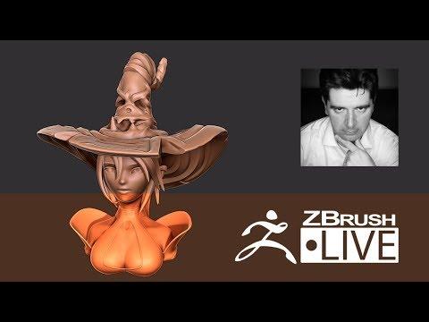 [FR] Sculpture Aléatoire #1 - Sorcière - Thomas Roussel