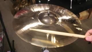 sabian hhx evolution crash cymbal 18