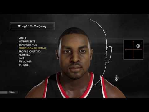 How to Make Dwyane Wade in NBA 2k17