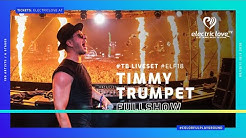#Throwback TIMMY TRUMPET Liveset at #ELF18 (FULL SHOW)