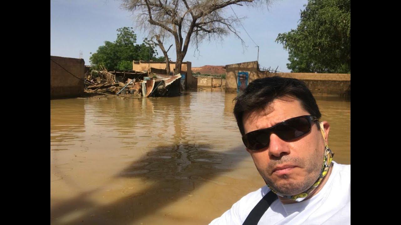 Inundações no Níger