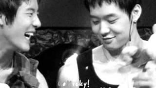 【TVXQ】  「ユチョンから メンバーへ。」