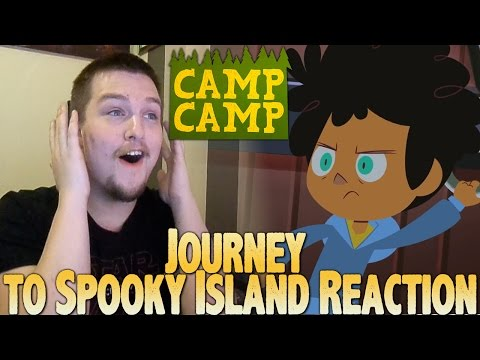 Camp Camp Episode 5: Journey to Spooky Island Reaction