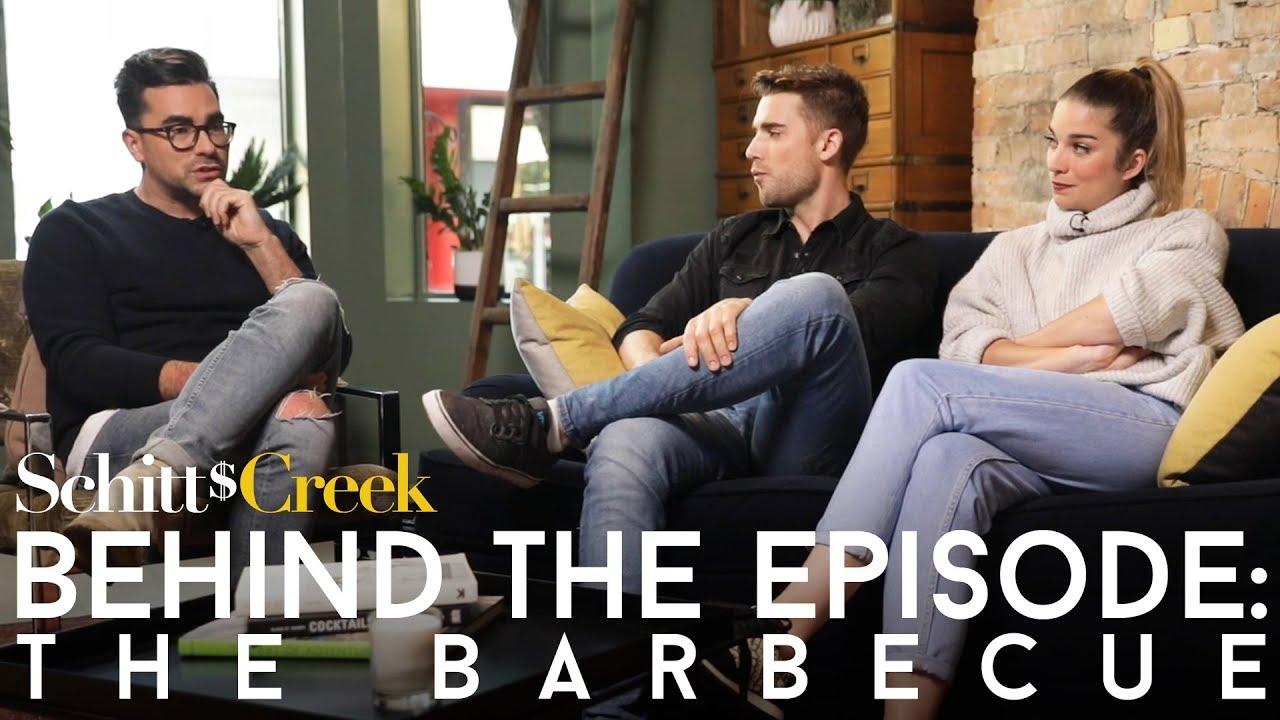 The Barbecue | Behind the Episode | Schitt's Creek