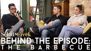 Video The Barbecue | Behind the Episode | Schitt's Creek download MP3, 3GP, MP4, WEBM, AVI, FLV September 2018