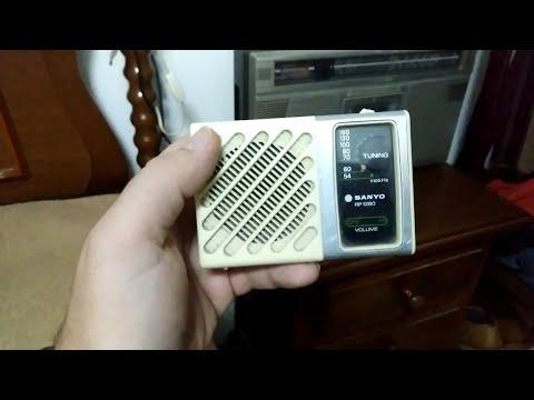 Las Radios antiguas son mejores que las modernas y con m�s Sensibilidad de Se�al
